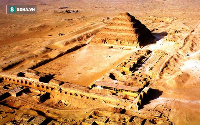 Sự thật về đại ác nhân Imhotep và kim tự tháp quan trọng bậc nhất Ai Cập - Ảnh 4.