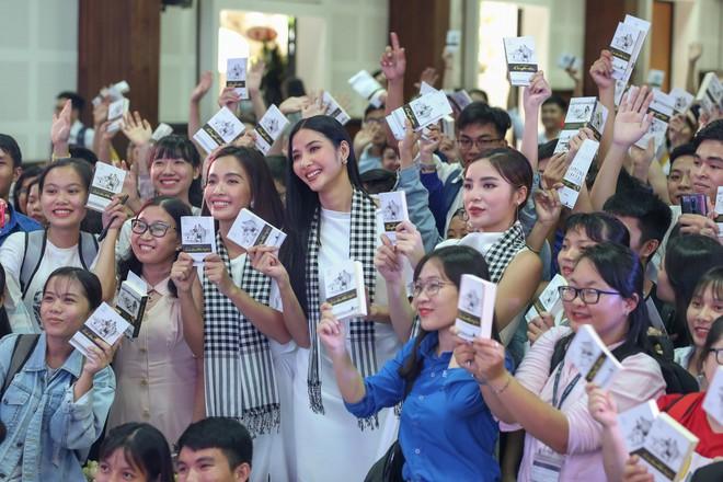 Hành Trình Từ Trái Tim trao tri thức cho thế hệ trẻ khởi nghiệp kiến quốc - Ảnh 5.