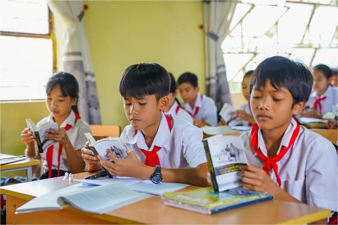 Hành Trình Từ Trái Tim trao tri thức cho thế hệ trẻ khởi nghiệp kiến quốc - Ảnh 6.