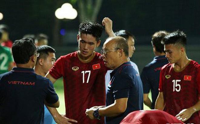 Sự trùng lặp khó tin của bóng đá Việt Nam ở sân chơi châu lục thời HLV Park Hang Seo