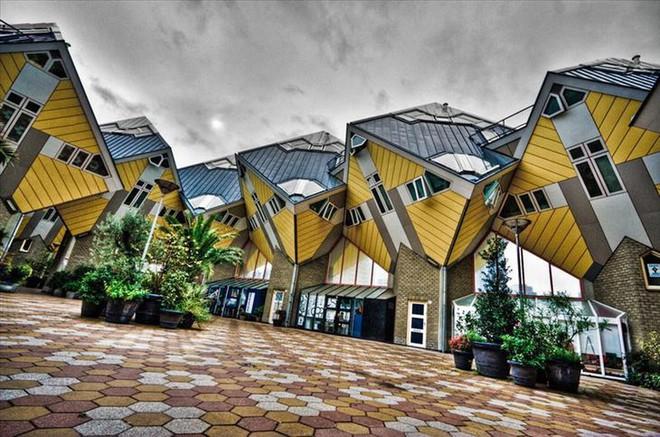 Ngắm những kiến trúc độc đáo, thậm chí là kì dị tại một số nước - Ảnh 10.