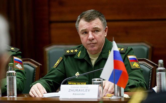 """Tướng Nga khiến khủng bố Syria """"kinh hồn bạt vía"""", thăng tiến như một ngôi sao sáng"""