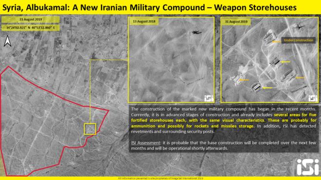 Iran lập căn cứ quân sự khổng lồ ở Syria, chứa hàng ngàn binh lính và tên lửa chính xác - Ảnh 3.