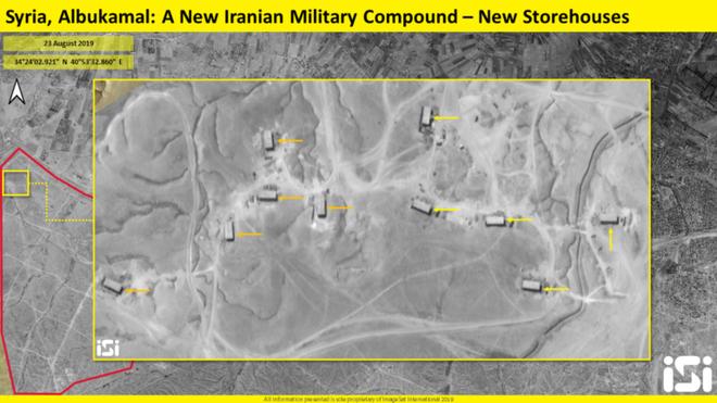Iran lập căn cứ quân sự khổng lồ ở Syria, chứa hàng ngàn binh lính và tên lửa chính xác - Ảnh 1.