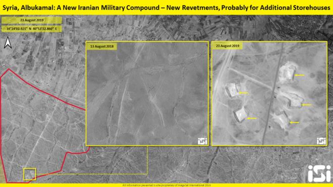 Iran lập căn cứ quân sự khổng lồ ở Syria, chứa hàng ngàn binh lính và tên lửa chính xác - Ảnh 2.