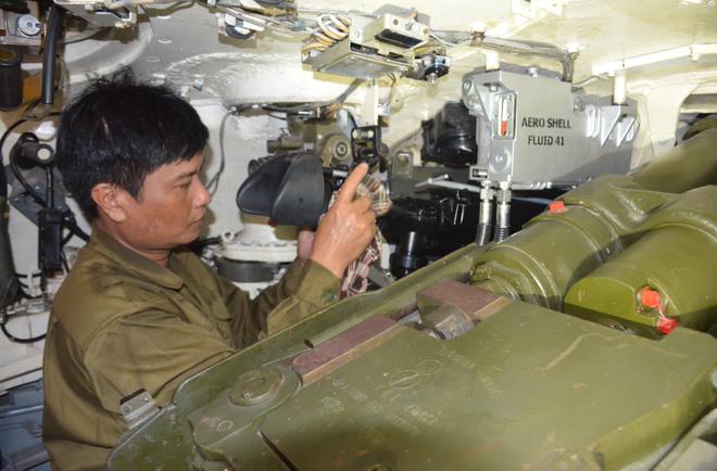 Tinh hoa vũ khí Việt: Chế tạo hệ thống chữa cháy tự động cho xe tăng T-54 - Lợi ích lớn - Ảnh 1.