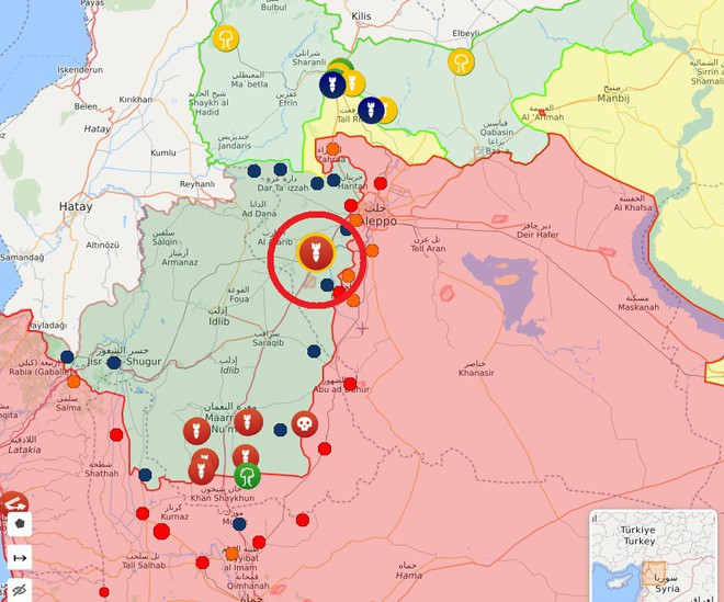 Nhiều lính đặc nhiệm Nga bất ngờ thiệt mạng ở Syria - Đầu não Khmeimim bị tấn công, PK Nga tới tấp khai hỏa - Ảnh 2.