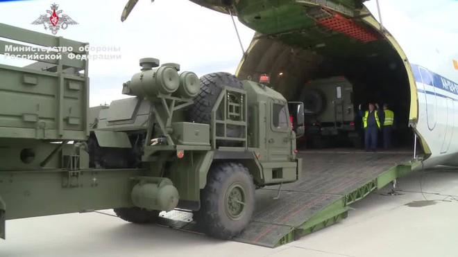 Cấp tốc đưa tên lửa S-400 vừa nhận vào sẵn sàng chiến đấu: Thổ khiến cả TG kinh ngạc! - Ảnh 2.