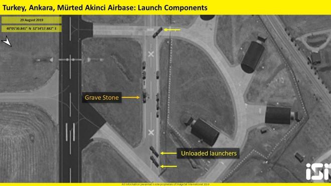 Cấp tốc đưa tên lửa S-400 vừa nhận vào sẵn sàng chiến đấu: Thổ khiến cả TG kinh ngạc! - Ảnh 4.