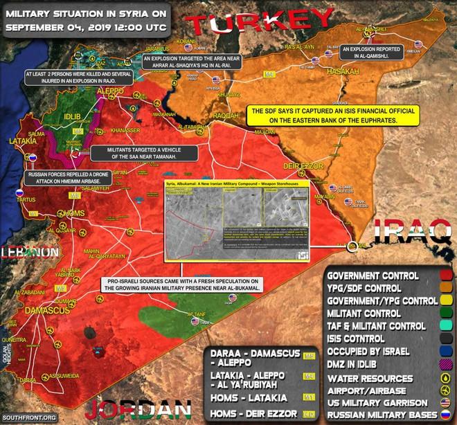 Nhiều lính đặc nhiệm Nga bất ngờ thiệt mạng ở Syria - Đầu não Khmeimim bị tấn công, PK Nga tới tấp khai hỏa - Ảnh 1.
