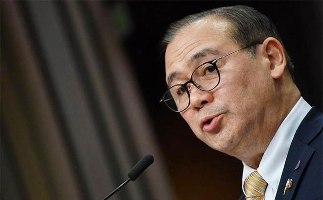 Ngoại trưởng Philippines: Công hàm gửi Trung Quốc như giấy ném vào tường gạch