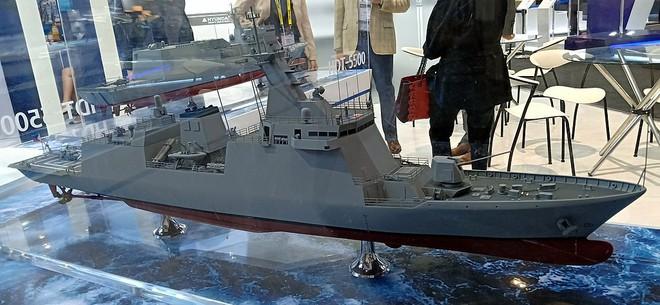 Hàn Quốc hoàn thiện khinh hạm HDF-2600 cho Philippines nhanh chóng mặt - Ảnh 2.