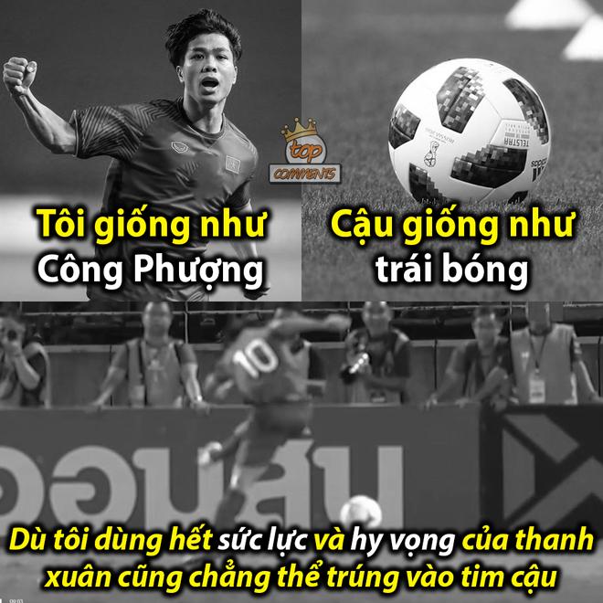 Quế Ngọc Hải lạnh lùng làm dấu suỵt khi cầu thủ Thái Lan lao vào tranh cãi - Ảnh 4.