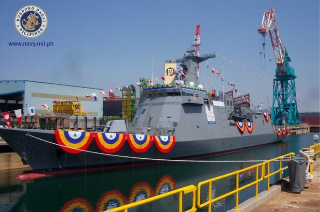 Hàn Quốc hoàn thiện khinh hạm HDF-2600 cho Philippines nhanh chóng mặt - Ảnh 1.