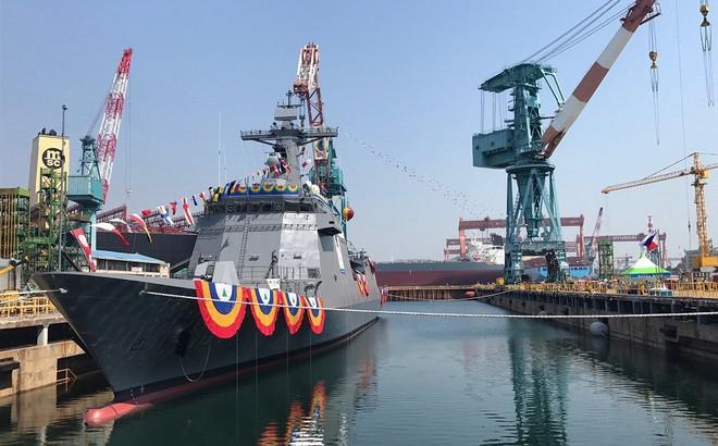 Hàn Quốc hoàn thiện khinh hạm HDF-2600 cho Philippines nhanh chóng mặt