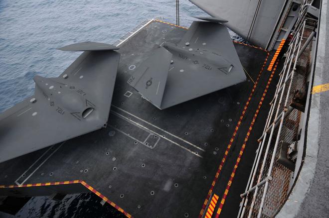 F-22 và F-35 của Mỹ thiếu điều này để trở nên vô địch: Máy bay tiếp dầu tàng hình? - Ảnh 8.