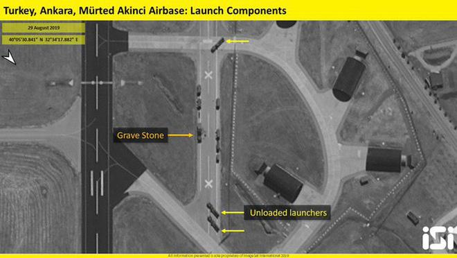 Hé lộ vị trí triển khai, tình trạng chiến đấu của S-400 Nga đầu tiên tại Thổ Nhĩ Kỳ - Ảnh 1.