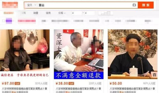 Trung Quốc triệt phá đường dây thầy bói online khẳng định giúp người quyên tiền sống đến... 400 tuổi - Ảnh 1.