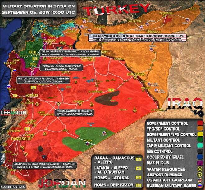 Đặc nhiệm Nga liên tiếp lập công lớn ở Syria - Quân Thổ bị bao vây, xin cứu viện khẩn cấp - Ảnh 1.