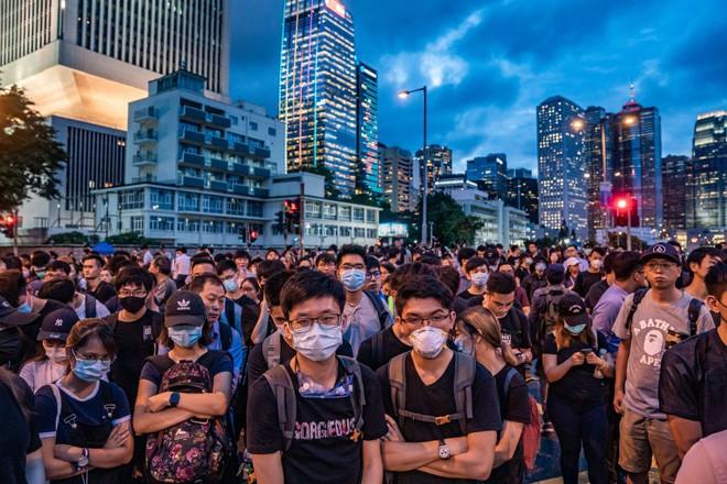 Hong Kong: Nhìn lại cuộc biểu tình triệu người bắt đầu từ một vụ án mạng - Ảnh 12.