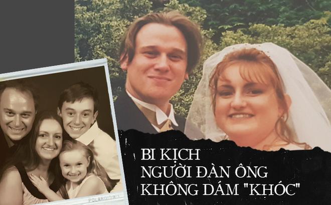 """Câu chuyện đầy ám ảnh về một gia đình hoàn hảo đột ngột tan vỡ vì người chồng tự tử và bi kịch của những người đàn ông không dám """"khóc"""""""