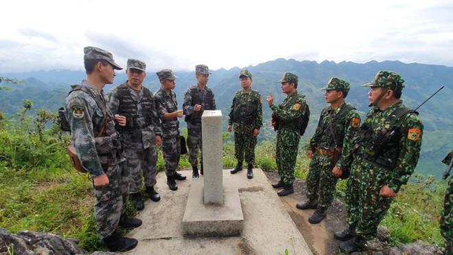 Biên phòng Việt Nam – Trung Quốc tuần tra song phương - Ảnh 3.