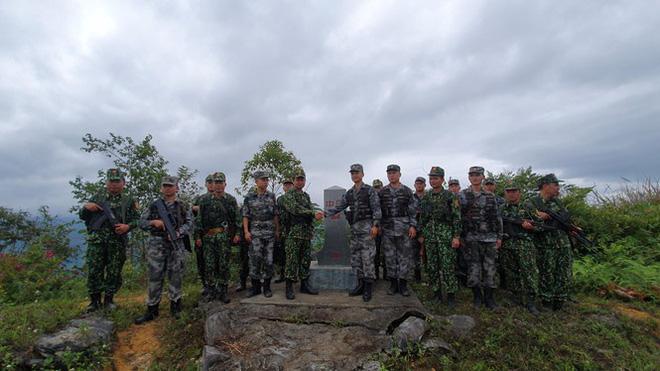 Biên phòng Việt Nam – Trung Quốc tuần tra song phương - Ảnh 4.