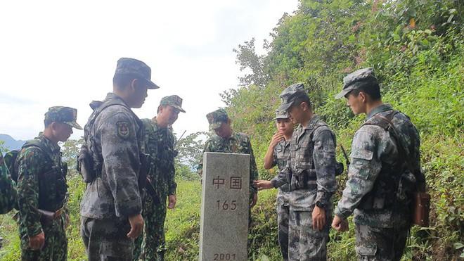 Biên phòng Việt Nam – Trung Quốc tuần tra song phương - Ảnh 5.