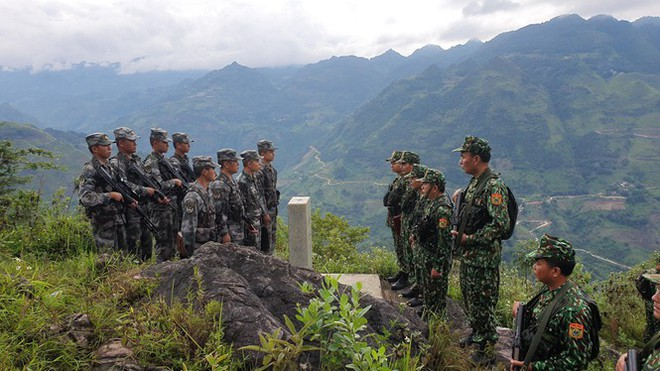 Biên phòng Việt Nam – Trung Quốc tuần tra song phương - Ảnh 6.