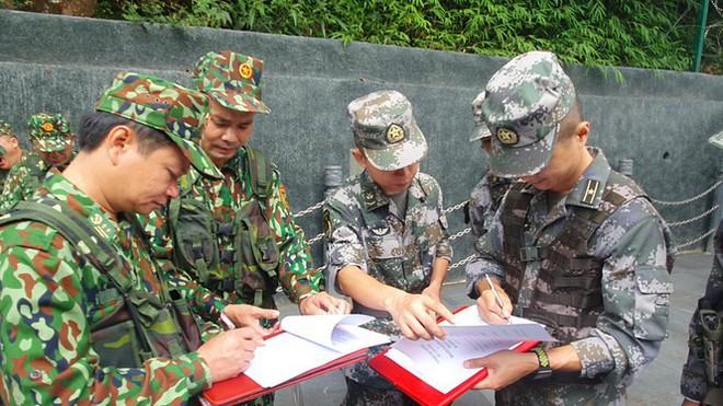 Biên phòng Việt Nam – Trung Quốc tuần tra song phương - Ảnh 7.