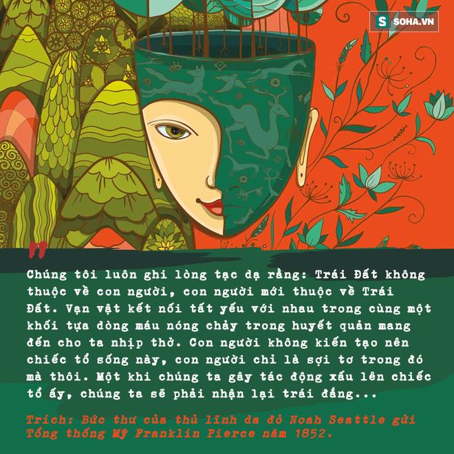 Đừng giết Amazon: Từ lá thư của thủ lĩnh da đỏ đến nguy cơ Amazon tự tử đều rất xúc động - Ảnh 1.