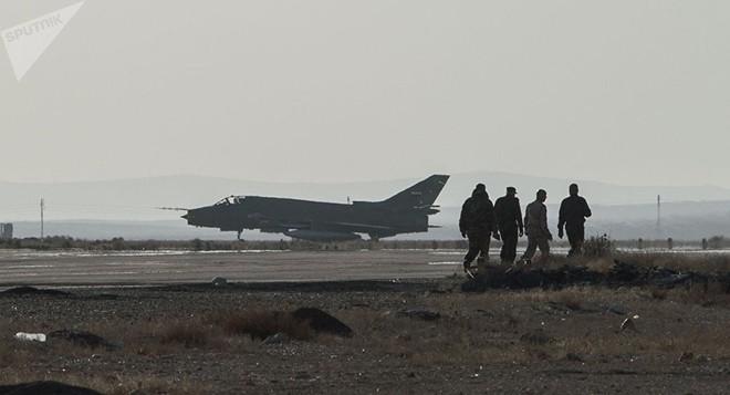 Syria nâng cấp sân bay T4, mở rộng cửa đón chiến đấu cơ Iran: Kịch hay ở phía trước? - Ảnh 1.