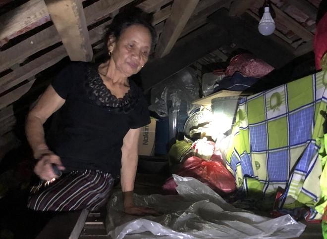Cuộc sống co ro trên gác mái với bát cơm trắng của người dân Hà Tĩnh - Ảnh 7.