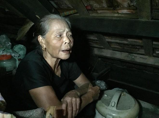 Cuộc sống co ro trên gác mái với bát cơm trắng của người dân Hà Tĩnh - Ảnh 5.