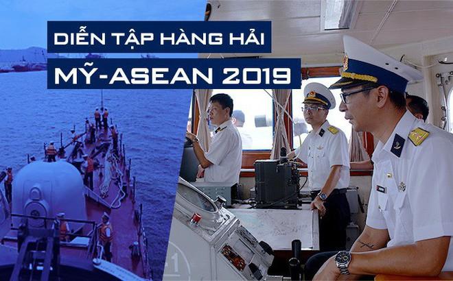 Chuyên gia quốc tế: Mỹ đã công nhận khả năng lãnh đạo và sự chuyên nghiệp của Việt Nam trong diễn tập hải quân