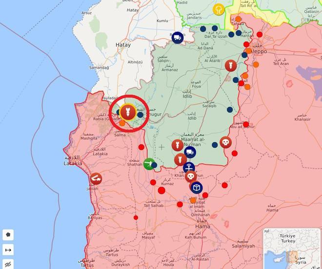 Nga xác nhận tin sét đánh nhiều lính đặc nhiệm thiệt mạng ở Syria - Bất ngờ tung tiêm kích tàng hình Su-57 tối tân xung trận - Ảnh 14.