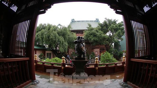 Ngôi chùa có kiến trúc kiểu Nhật Bản độc đáo ở Tây Nguyên - Ảnh 1.