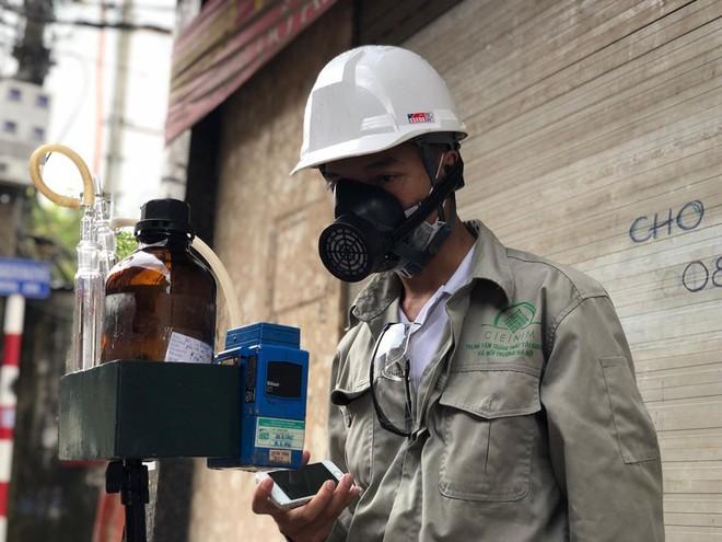 Sở TN-MT lý giải vấn đề lệch pha của kết quả hàm lượng thủy ngân sau vụ cháy Công ty Rạng Đông - Ảnh 1.