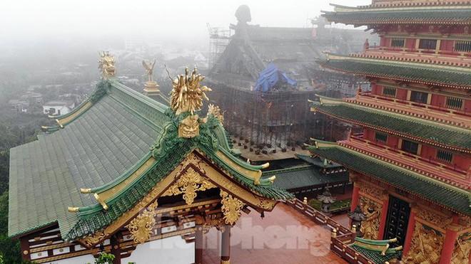 Ngôi chùa có kiến trúc kiểu Nhật Bản độc đáo ở Tây Nguyên - Ảnh 11.