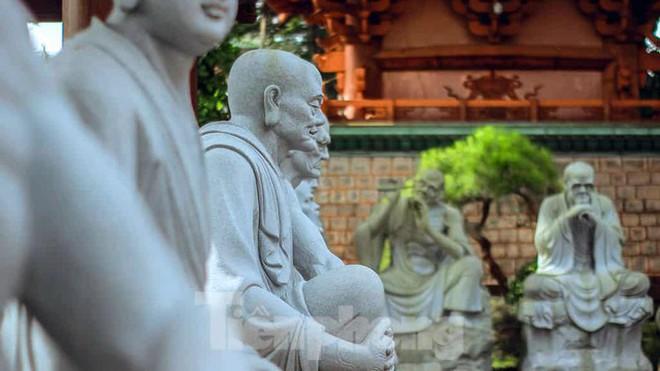 Ngôi chùa có kiến trúc kiểu Nhật Bản độc đáo ở Tây Nguyên - Ảnh 12.