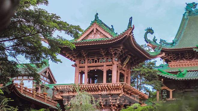 Ngôi chùa có kiến trúc kiểu Nhật Bản độc đáo ở Tây Nguyên - Ảnh 16.