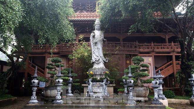 Ngôi chùa có kiến trúc kiểu Nhật Bản độc đáo ở Tây Nguyên - Ảnh 4.
