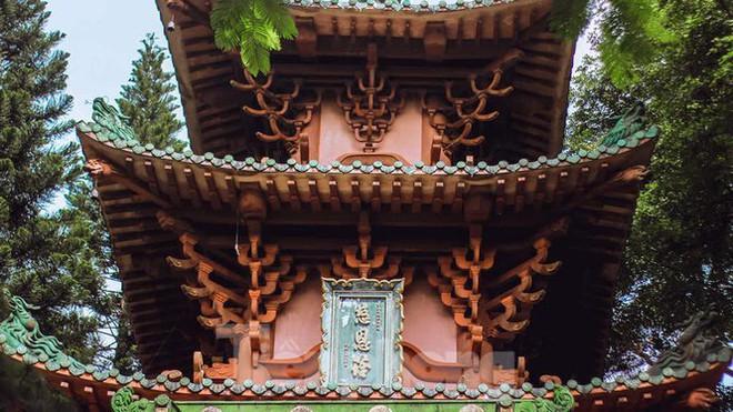 Ngôi chùa có kiến trúc kiểu Nhật Bản độc đáo ở Tây Nguyên - Ảnh 6.
