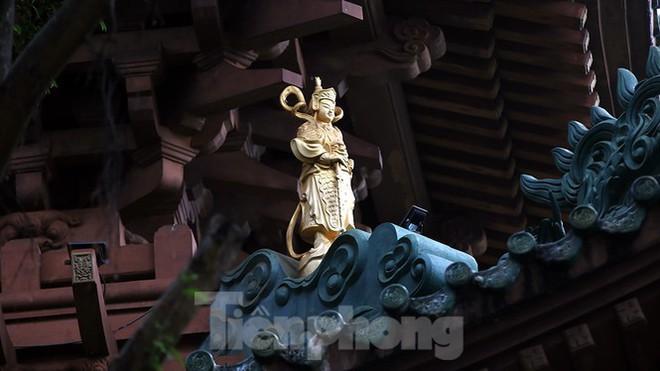 Ngôi chùa có kiến trúc kiểu Nhật Bản độc đáo ở Tây Nguyên - Ảnh 8.