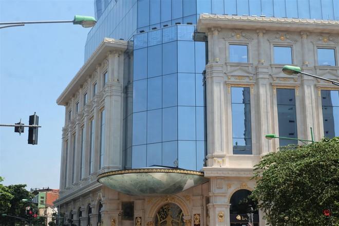 Ngắm tòa nhà hình viên kim cương khổng lồ siêu độc ở Hà Nội - Ảnh 4.