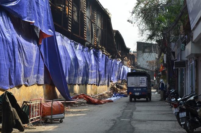 Sự cố hỏa hoạn xảy ra tại Công ty Rạng Đông đã làm bận tâm, phiền hà đến lãnh đạo TP, quận Thanh Xuân! - Ảnh 2.