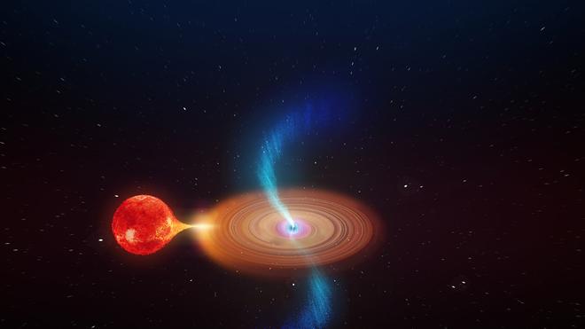 Lần đầu tiên bắt được 'quái vật vũ trụ', nhóm khoa học được thưởng hậu hĩnh - ảnh 4