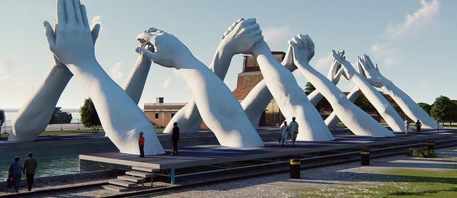 Những tác phẩm điêu khắc tuyệt đẹp và những câu chuyện đằng sau chúng - Ảnh 3.