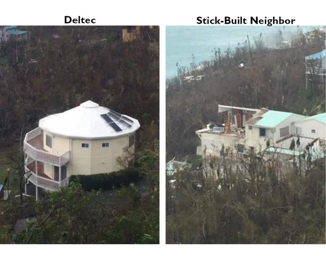 Nhờ kiểu thiết kế đặc biệt mà những căn nhà này vẫn sống sót sau hàng loạt cơn siêu bão - Ảnh 7.