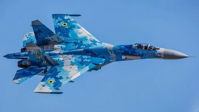 Tiêm kích Su-27 Nga vẫn rất đáng gờm: Mỹ, NATO chớ coi thường! - Ảnh 1.